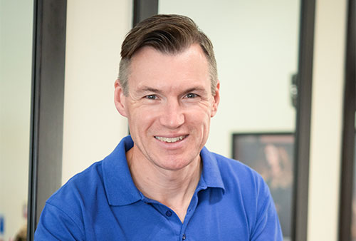 Steve Noble, Partner and Stylist