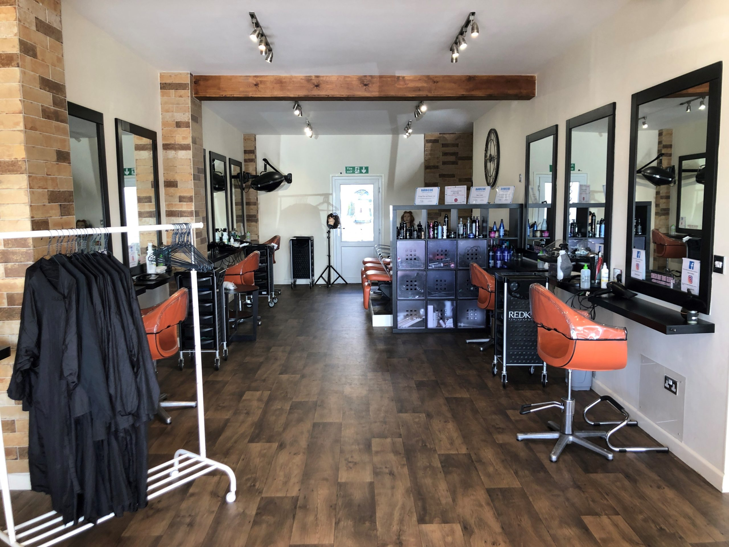 Our stylists are ready for your appointment